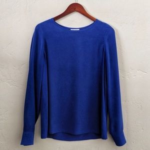 Equipment Washed Silk Blouse